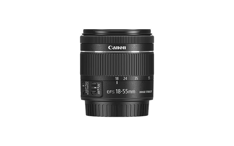 Canon EF-S 18-55mm f/4-5.6 IS STM